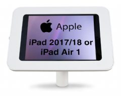 armourdog® LocPad anti-theft tablet kiosk for the Apple 2017/2018 9.7 iPad or iPad Air 1